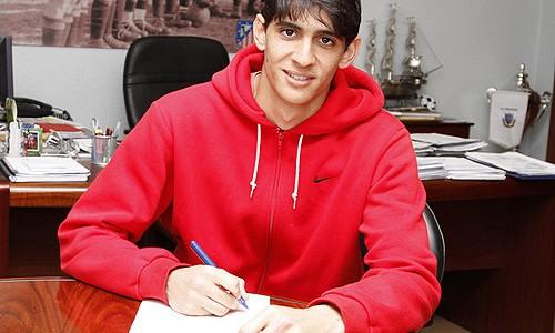 Yassine Bounou restera à l'Atletico de Madrid jusqu'en 2017 (Club)