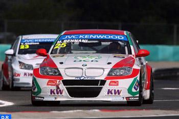 Championnat du Monde WTCC (GP d'Autriche)