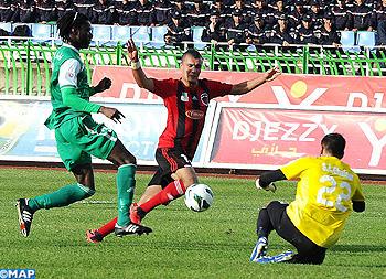 Coupe de l'UAFA des clubs (finale retour) : victoire de l'USM Alger aux dépens d'Al Arabi du Koweït