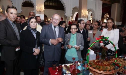 SAR la Princesse Lalla Malika préside la cérémonie de célébration de la journée mondiale de la Croix Rouge et du Croissant Rouge