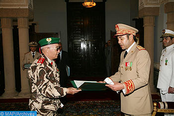 SM le Roi, Chef suprême et Chef d'Etat-Major général des FAR, adresse un ordre du jour à la famille des FAR