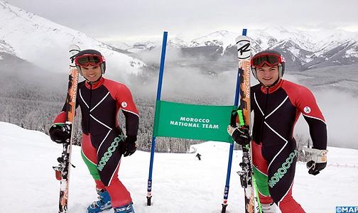 2 skieurs maroco-canadiens nominés pour le prix des Ambassadeurs Arabes