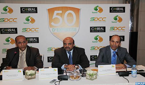 La SAMIR lance sa nouvelle filiale de distribution de carburants et combustibles (SDCC)