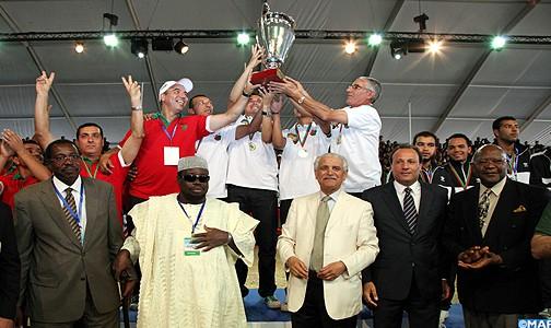 Le Maroc champion d'Afrique de Pétanque