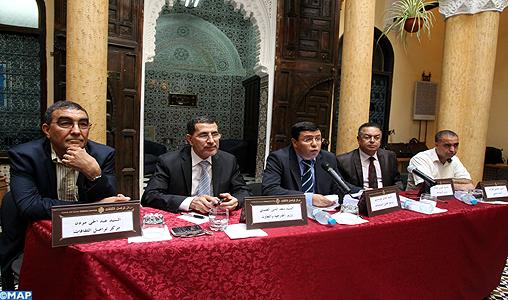 """Les relations entre Rabat et Washington """"en voie de progrès""""(El Otmani)"""