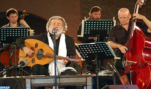 A Timitar, Marcel Khalifé et Al Mayadine chantent la paix et l'amour