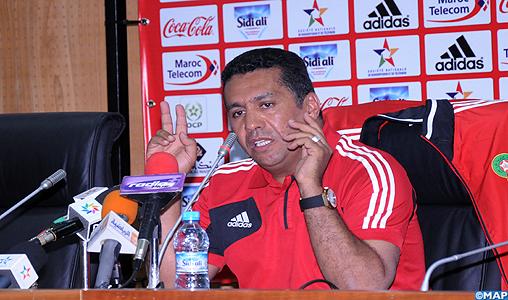 Le staff technique de l'équipe nationale travaillera davantage sur l'efficacité offensive