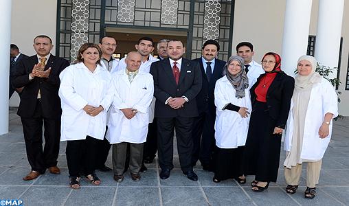 Oujda : La promotion du secteur de l'artisanat au coeur des priorités de SM le Roi