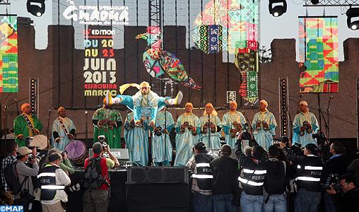 Festival Gnaoua et musiques du monde : Ouverture haute en couleurs de la 16ème édition