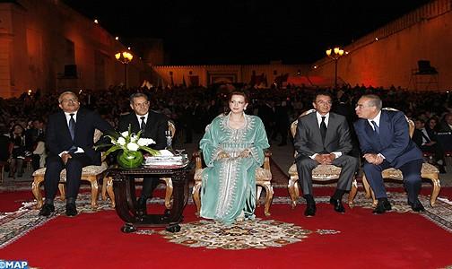 SAR la Princesse Lalla Salma préside l'ouverture du 19è Festival de Fès des musiques sacrées