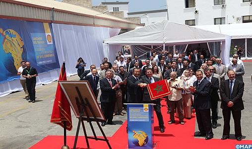 - Casablanca-Fouad-Douiri-Lancement-des-travaux-de-l-usine-Shell-M1