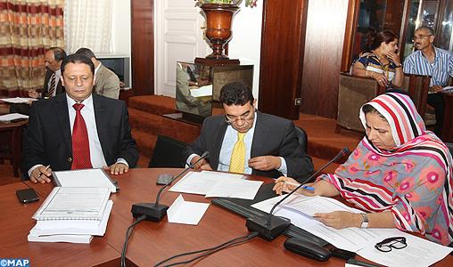 M. El Ouafa souligne le rôle central de l'enseignant et de l'inspecteur pédagogique dans l'enseignement public