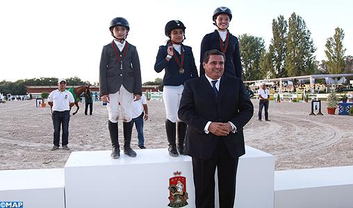 Semaine du cheval championnat cadets manal mountassir idrissi remporte le prix sar le prince - Declaration porte fort heritier ...