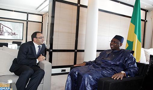 M. Ghellab souligne la qualité et le caractère permanent des relations maroco-sénégalaises