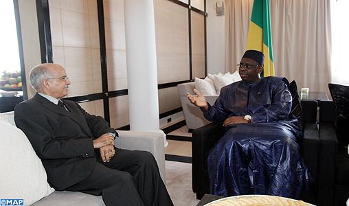 Le Maroc et le Sénégal déterminés à partager les expériences en matière de démocratie (M. Biadillah)