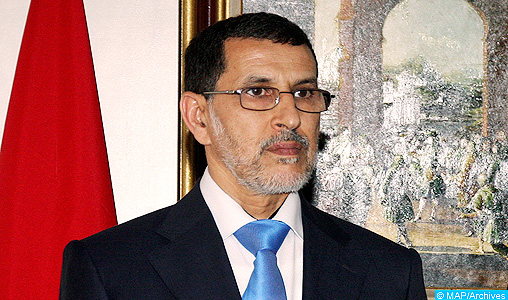 M. El Otmani réitère la position du Maroc rejetant l'intervention du Hezbollah en Syrie