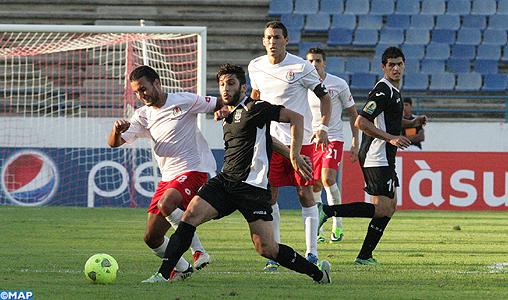 Coupe de la CAF (groupe B): le FUS s'impose face à l'Entente de Sétif  (1-0)
