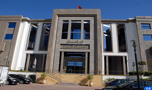La chambre des conseillers clôture la session d'avril de l'année législative 2012-2013
