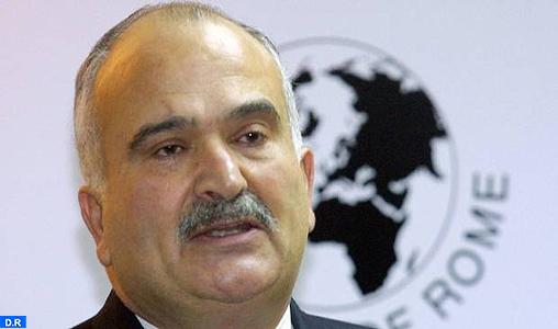 Le Prince Al Hassan Ben Talal salue les efforts de SM le Roi Mohammed VI en faveur d'Al Qods Acharif