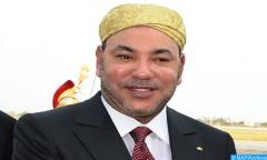 Message de félicitations de SM le Roi au Président afghan à l'occasion de la fête de l'indépendance de son pays