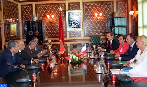 M. Sutour salue la place stratégique qu'occupe le Maroc en tant qu'allié de l'UE