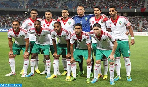 Classement FIFA: le Maroc progresse de deux rangs, 73ème mondial