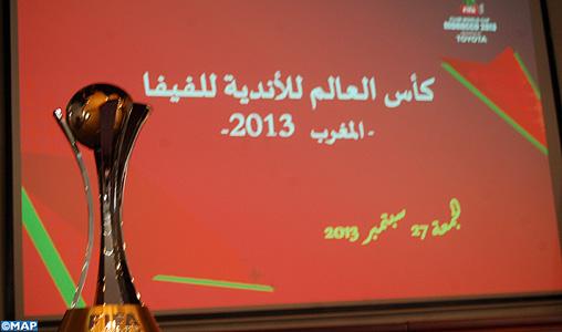 Mondial des clubs 2013: Plus de 200 tribunes médiatiques attendues