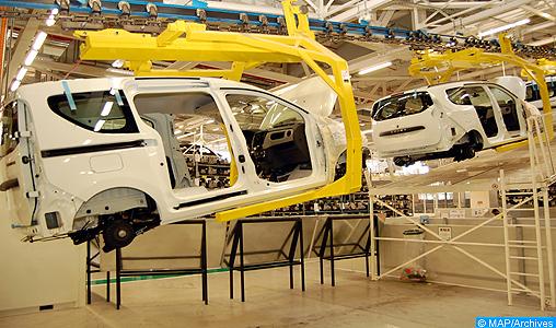 Les 26 investissements industriels lancés dans le secteur de l'automobile permettront la fabrication d'une large gamme de pièces auto (Pdt d'association professionnelle)