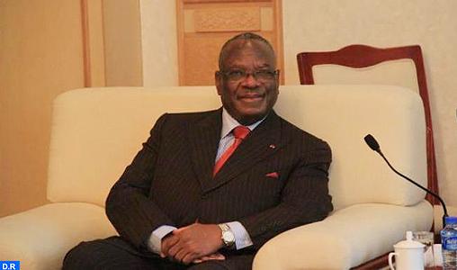 Le Président Ibrahim Boubacar Keita rend un vibrant hommage à SM le Roi