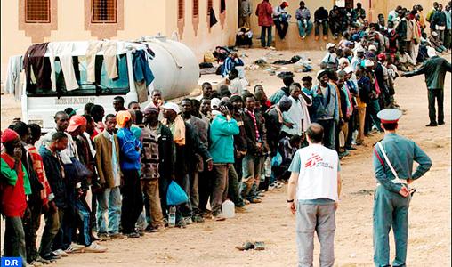 Migration : Les Hautes Orientations royales, une vision nouvelle pour une politique migratoire nationale humaniste, responsable et pionnière (communiqué)