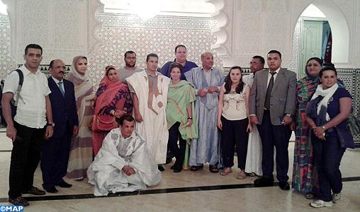 La proposition d'autonomie est l'unique solution pour le règlement du conflit du Sahara (élus de la région de Lâayoune)
