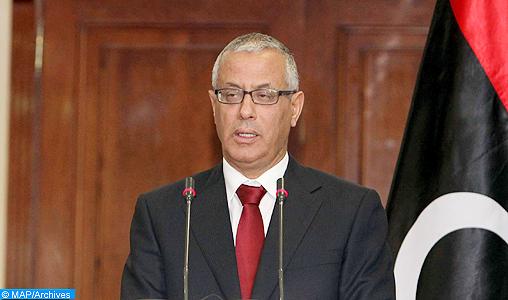 Libye: enlèvement du Premier ministre Ali Zeidan par un groupe armé (gouvernement)
