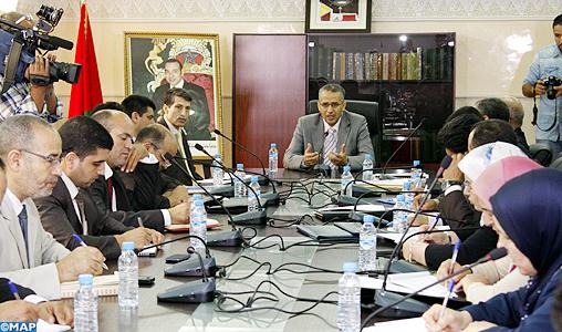 Chambre des représentants : le nouveau régime des questions orales va couper avec la gestion irrationnelle des sessions hebdomadaires (Choubani)