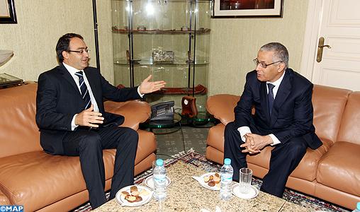 Le Maroc est déterminé à développer ses relations avec la Libye dans divers domaines (M. Karim Ghellab)