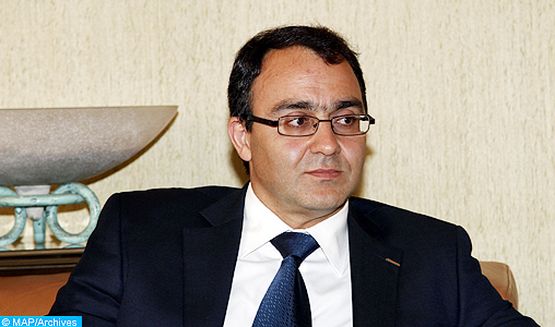 M. Ghellab s'entretient avec une délégation parlementaire autrichienne