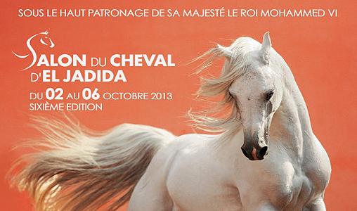 Vorhang fällt am Sonntag, den 6. Horse Show in El Jadida