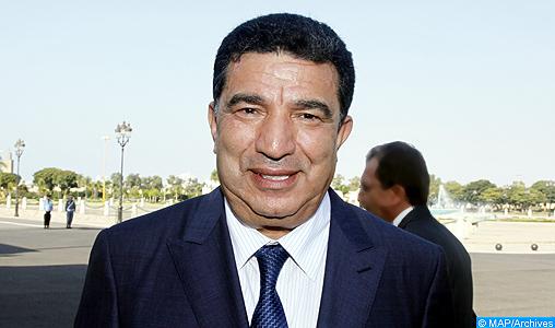 Entretien de M. Moubdii avec le secrétaire général adjoint de la Ligue arabe chargé des affaires économiques