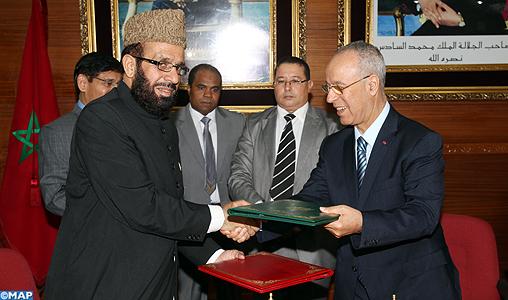 Signature à Rabat du programme exécutif de l'accord de coopération islamique entre le Maroc et le Pakistan