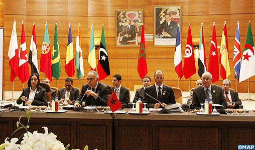 Ouverture à Rabat de la deuxième conférence ministérielle régionale sur la sécurité des frontières