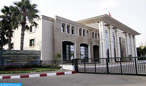 """Adoption de la nouvelle constitution tunisienne: le Maroc accueille favorablement """"un pas important dans le processus de transition démocratique"""" (MAEC)"""