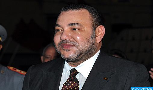 SM le Roi félicite les chefs d'Etat maghrébins à l'occasion du 25è anniversaire de l'UMA