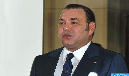 Message de condoléances de SM le Roi aux membres de la famille de feu Mohamed Laaroussi
