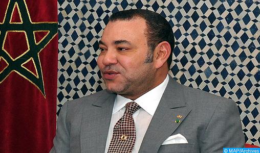 Entretien téléphonique entre SM le Roi et le président burkinabé