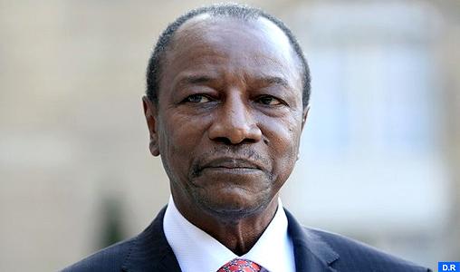 COP21 : le président guinéen salue l'engagement de SM le Roi en faveur de l'Afrique