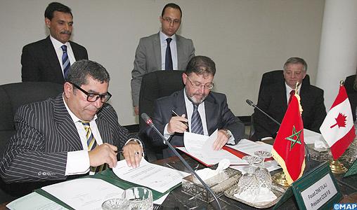 La ccis de f s scelle un accord de partenariat avec la for Chambre de commerce au canada