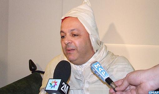 """Le Roi Juan Carlos """"attaché au développement"""" des relations maroco-espagnoles (M. Fadel Benyaich)"""