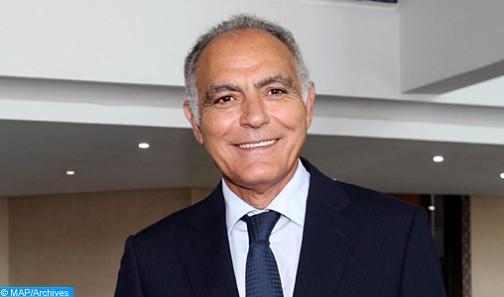 Salaheddine Mezouar représente SM le Roi à la cérémonie d'investiture du président élu d'Egypte, Abdel Fattah Al-Sissi