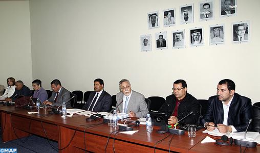 Tenue de la dernière réunion de la commission nationale de dialogue sur la société civile