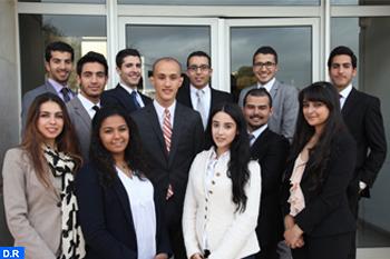 """Une délégation de jeunes marocains à New York pour le programme """"Simul'ONU"""""""