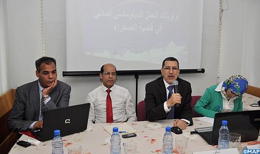 Tanger : Le Réseau marocain de la diplomatie civile voit le jour